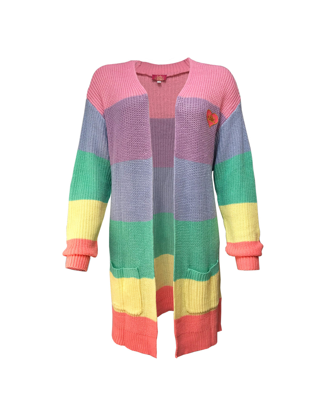 Connected Colors Cardigan