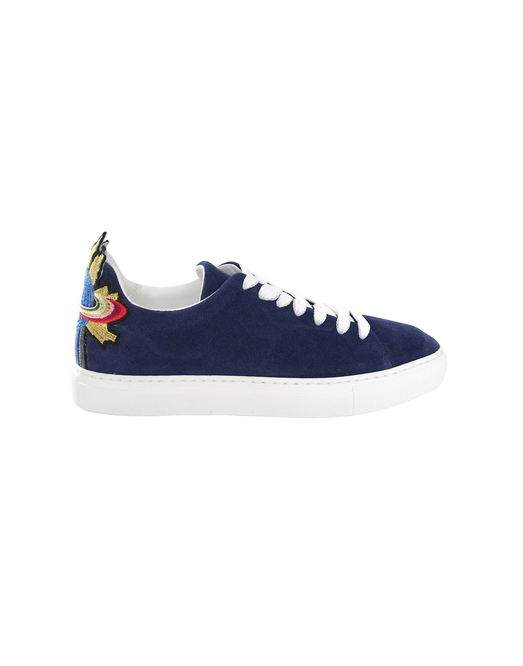 Saturn Sneaker Navy Blue