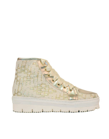 PRE ORDER - Gold Sneakers
