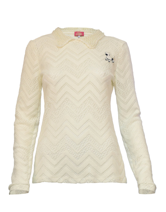 Tutu Chic Westie Long Sleeved Top