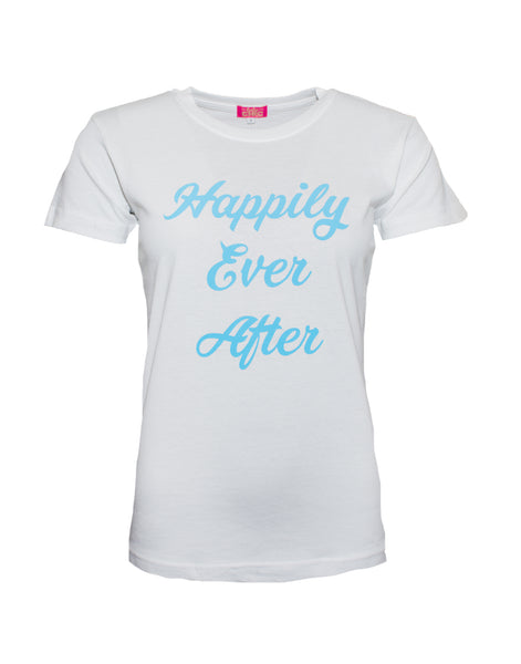 Happily Ever After T-Shirt White
