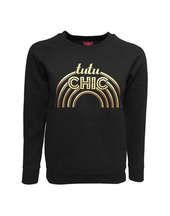 Halo Sweater Black