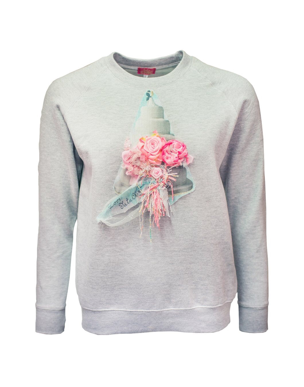 Romance Grey Sweater