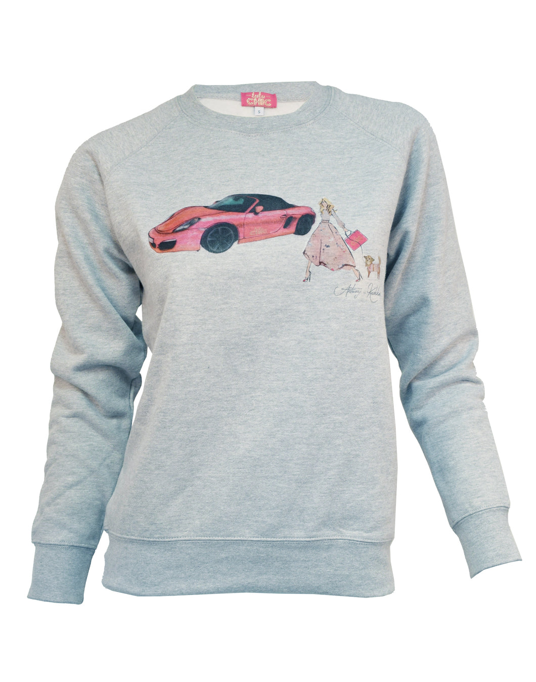 Limited Edition: Race Sweater