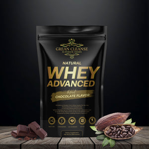 Grean Cleanse Whey Advanced Protein - Chocolate