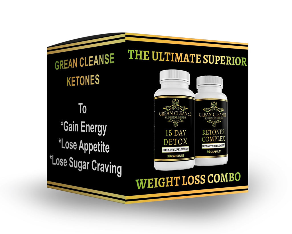 Ultimate Weight Loss Combo