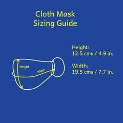 Mask Online in India Size Guide