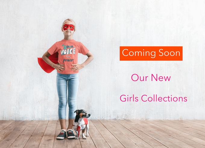 Coming Soon Girls Collections