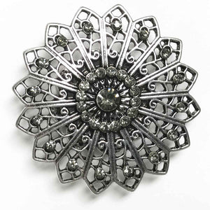 Artistic Magnetic Brooch