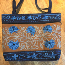 Load image into Gallery viewer, Floral Tote Bag