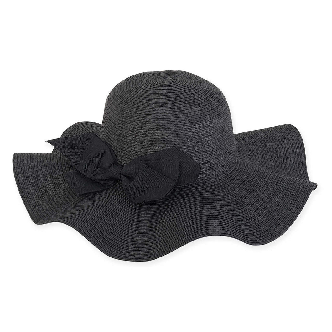 Fab Floppy Hat w/ Bow