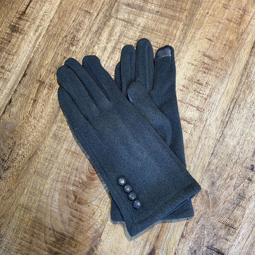 Chamois Soft Texting Glove