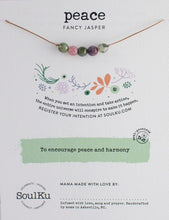 Load image into Gallery viewer, Fancy Jasper Bead Necklace