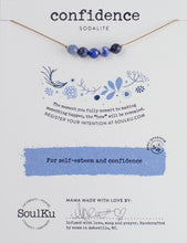Load image into Gallery viewer, Sodalite Bead Necklace