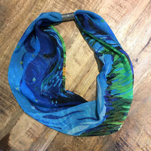 Load image into Gallery viewer, Chiffon Magnetic Scarf - Oblong