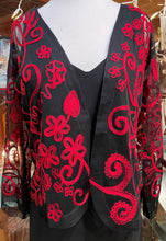 Load image into Gallery viewer, Carmen Embroidered Shrug