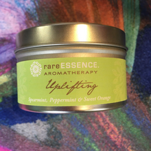 Load image into Gallery viewer, RareESSENCE Aromatherapy Candle Tin