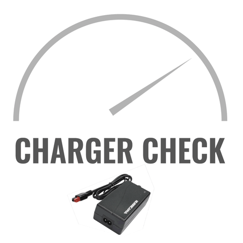 Charger Check Service