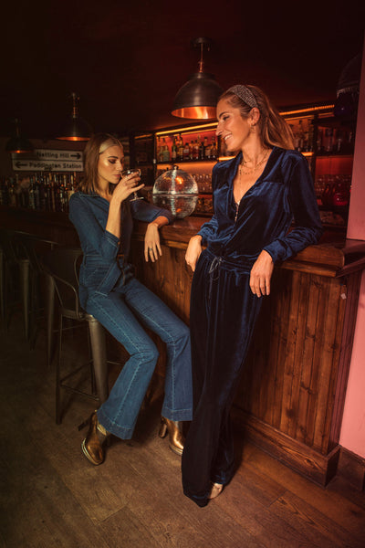 Rock The Jumpsuit Lookbook