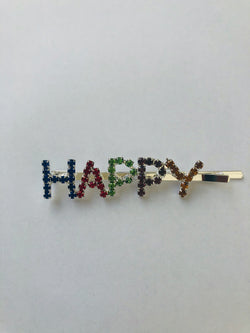 HAPPY HAIR CLIP - Rock The Jumpsuit