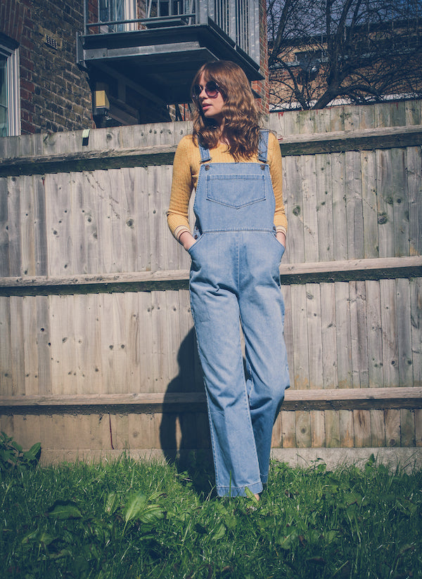 OSSI Dungarees - Rock The Jumpsuit