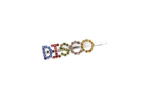 DISCO HAIR CLIP - Rock The Jumpsuit