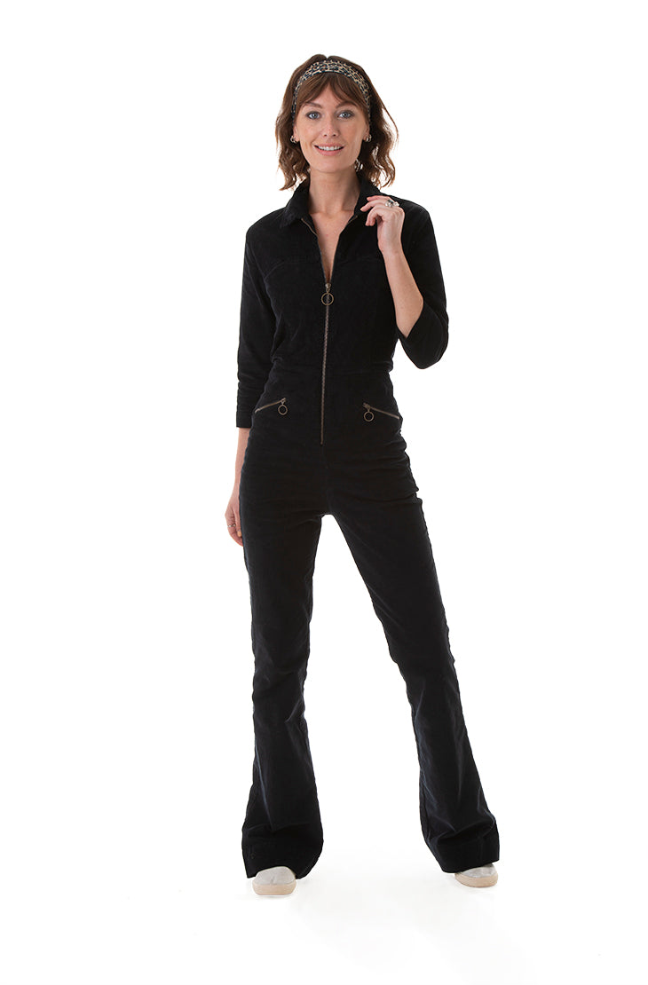 RUBY CORD Jumpsuit - Rock The Jumpsuit