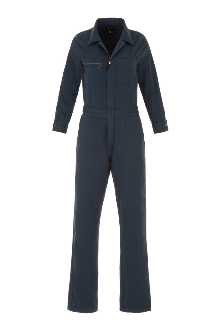 LEAH Cotton Boilersuit - Rock The Jumpsuit