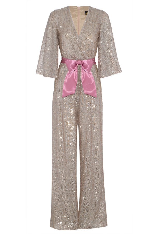 GLORIA Sequin Jumpsuit - Rock The Jumpsuit