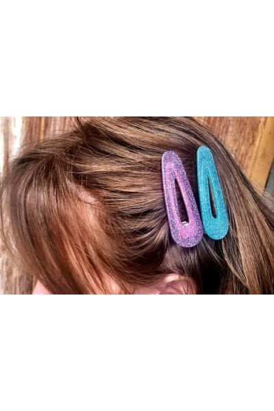 RETRO HAIRCLIP - Rock The Jumpsuit