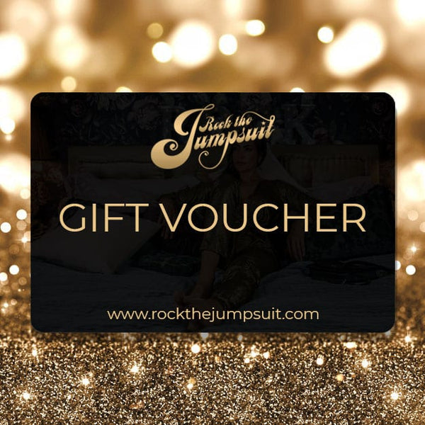 Rock the Jumpsuit Gift Voucher - Rock The Jumpsuit