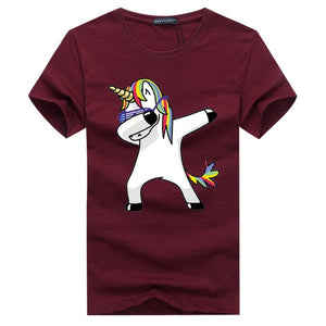 Men Fun Unicorn T-Shirt - Unicorn.io Shop