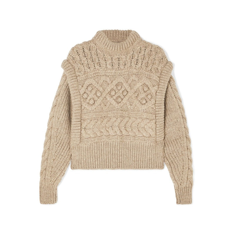 LUXE IT UP SWEATER