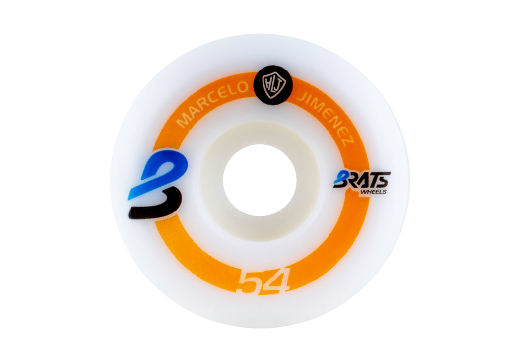 #11 Marcelo Jimenez Brats Wheels 54mm 99a