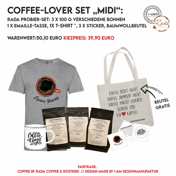 Coffee-Lover Set.