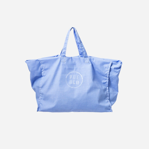Blue Polyster School Shirt Bag - Artysan