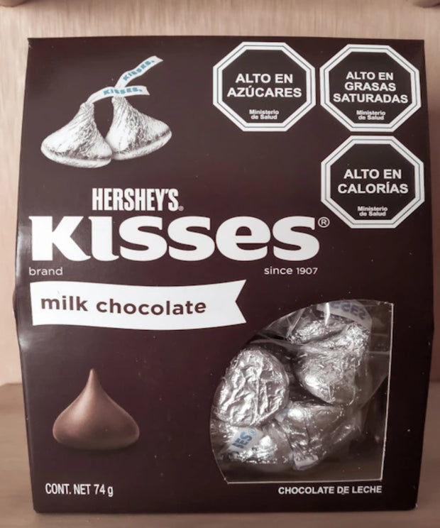 Hersheys Kisses Milk Chocolate