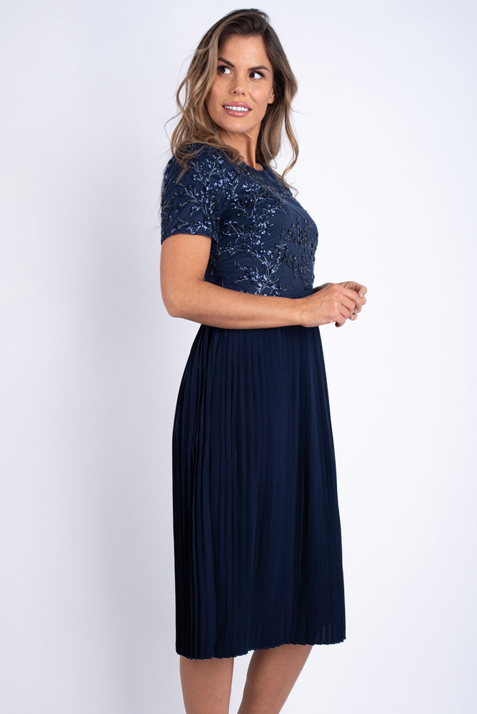 Donna Navy Dress