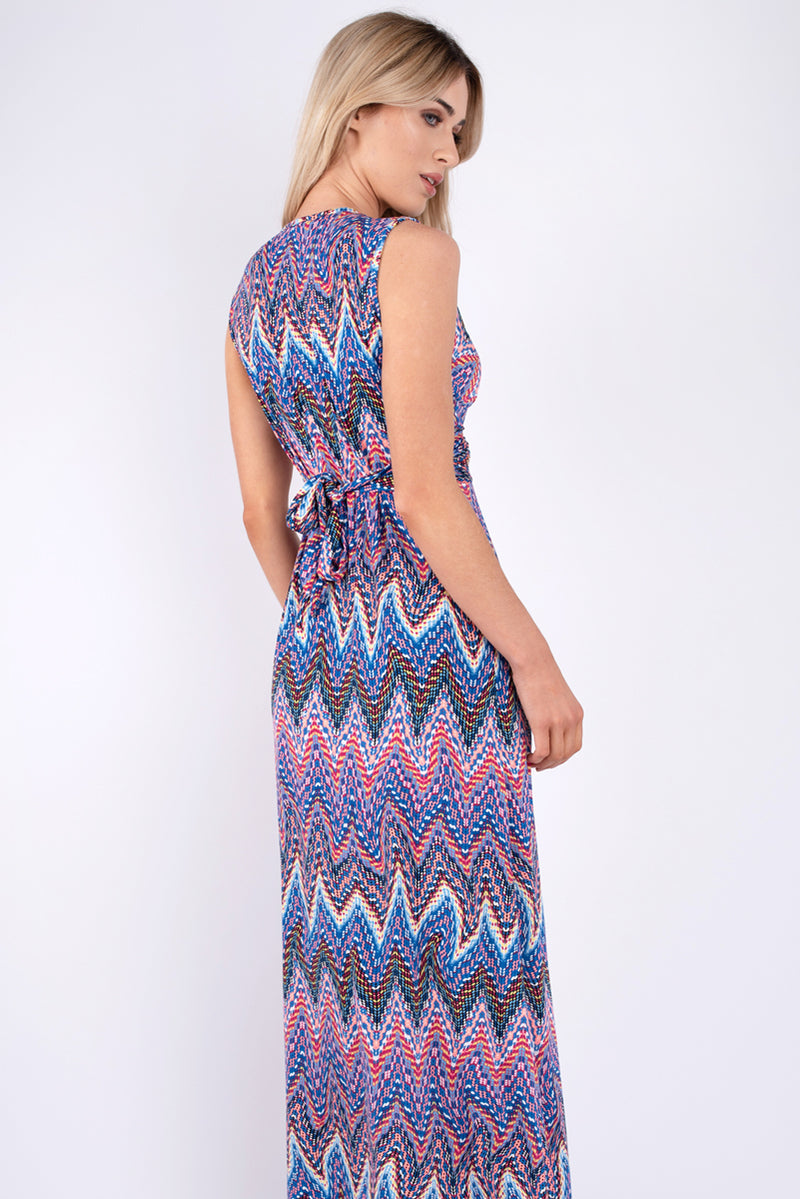 Kay Printed Dress