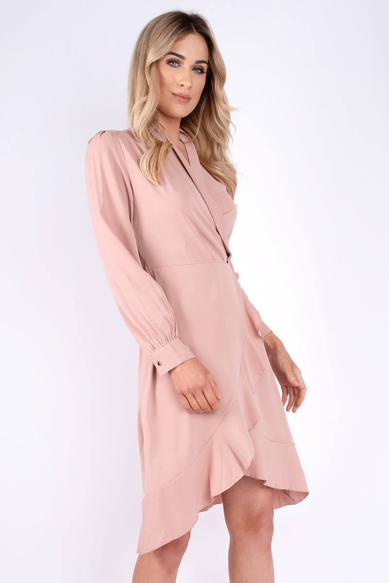 Marsha Wrap Dress