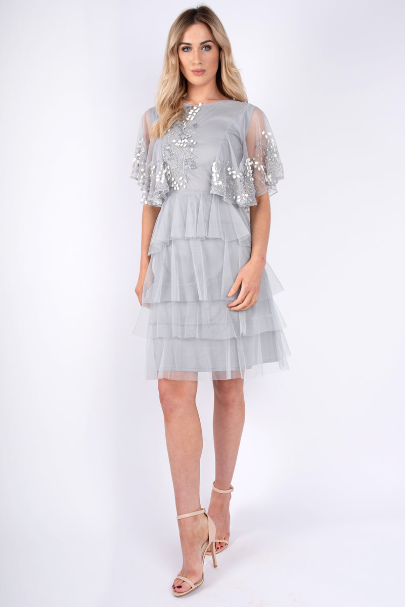 Beatrix Ruffle Dress