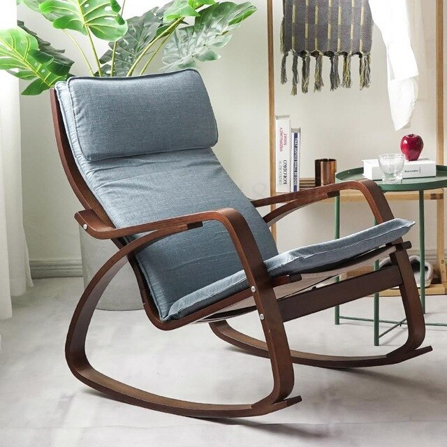 Fauteuil a Bascule Rocking Chair