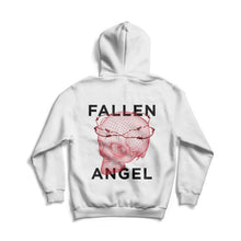Load image into Gallery viewer, Hexane Hoodie Fallen Angel White