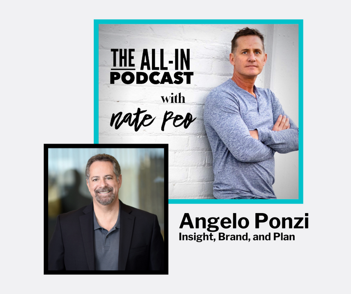 Angelo Ponzi - Insight, Brand, and Plan