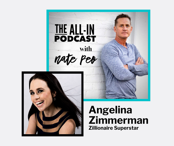 Angelina Zimmerman - Zillionaire Superstar