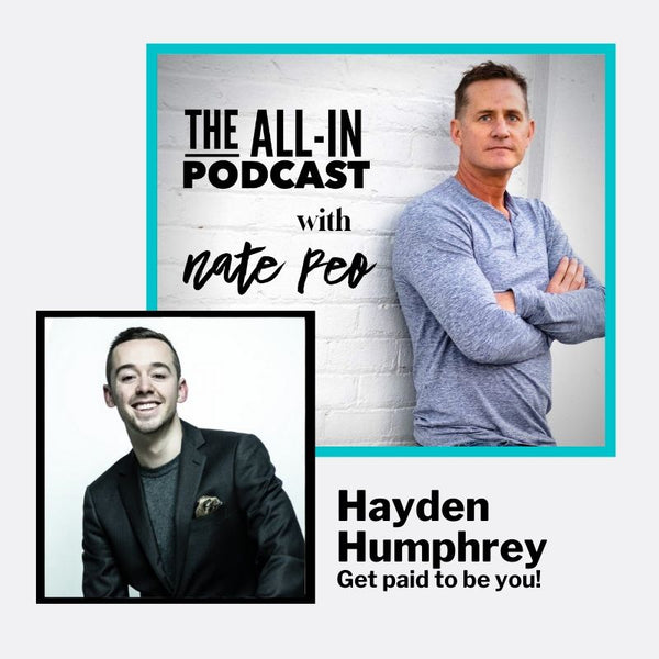 Hayden Humphrey - get paid to be you