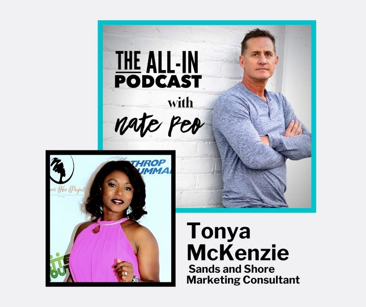 Tonya McKenzie - Sands and Shore Marketing Consultant