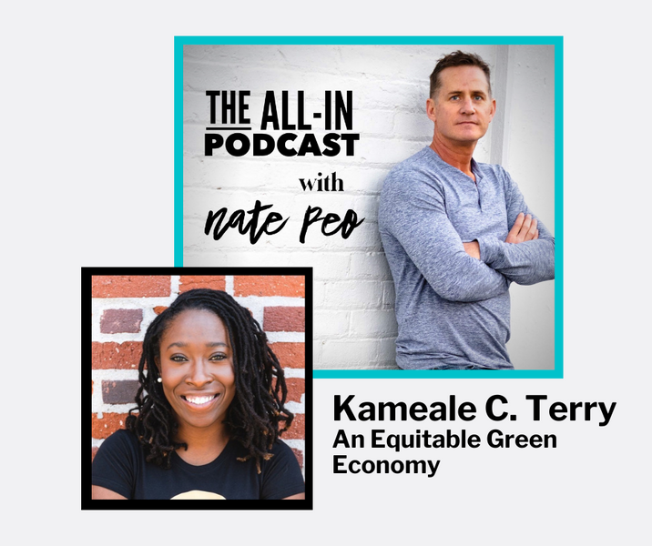 Kameale C. Terry - An Equitable Green Economy