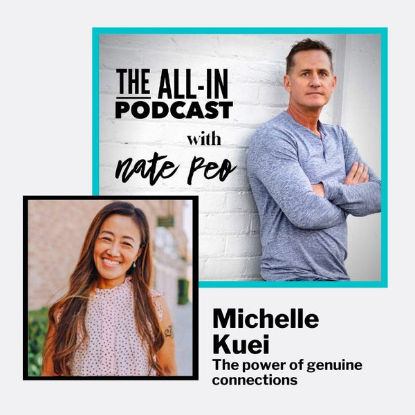 Michelle Kuei - the power of genuine connections