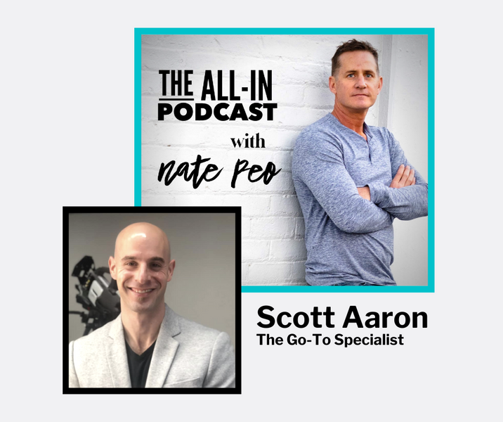 Scott Aaron - The Go-To Specialist